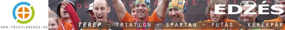Triatlon edző - Tóth Viktor