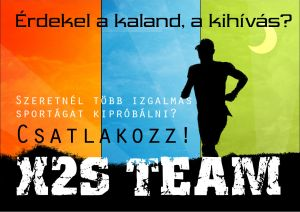 X2S TEAM multisport csapat