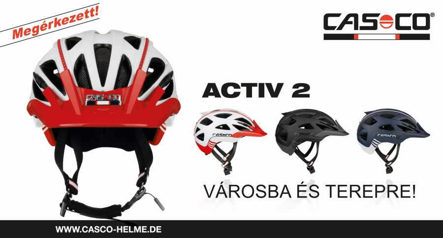 casco active 2
