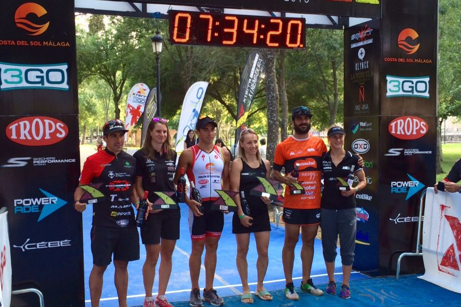 poor brigitta xterra spain celebration