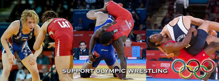 Keep Wrestling in the Olympics