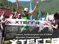 XTERRA, Mountain, Champ, Lebrun, MTB, trail, off-road, hegyi, terep, triatlon