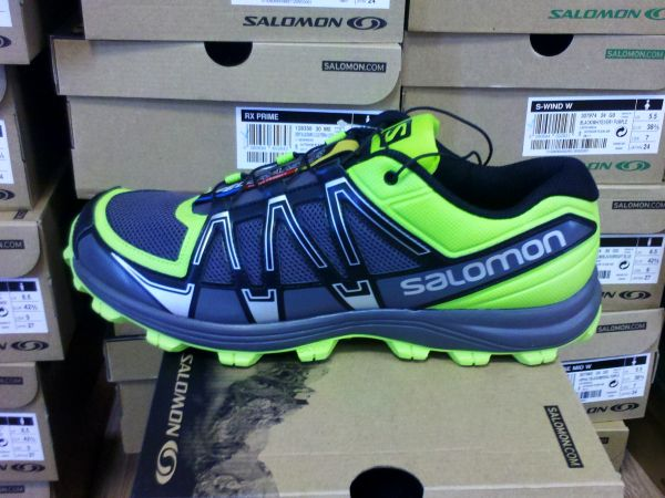 SALOMON, Fell Raiser, XTERRA, X2S, tereptriatlon, cross, trail