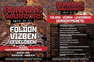 Running Warriors 2016, Bánk