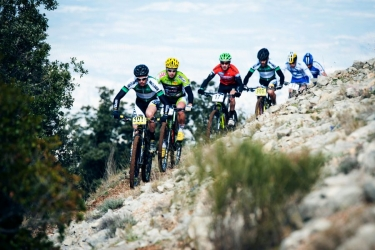 Andalucia MTB Bike Race 3 - 4. nap