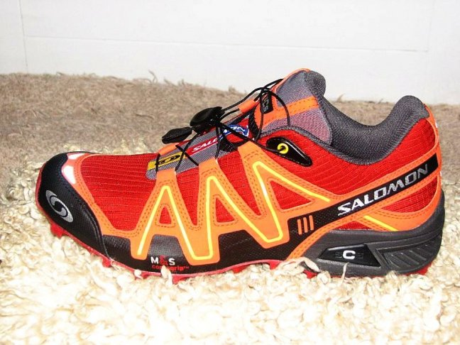 Salomon Speed Cross 2 terepfutócipő