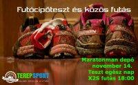 Gyere és próbáld ki személyesen a MaratonMan Depoban e26bf80c0b